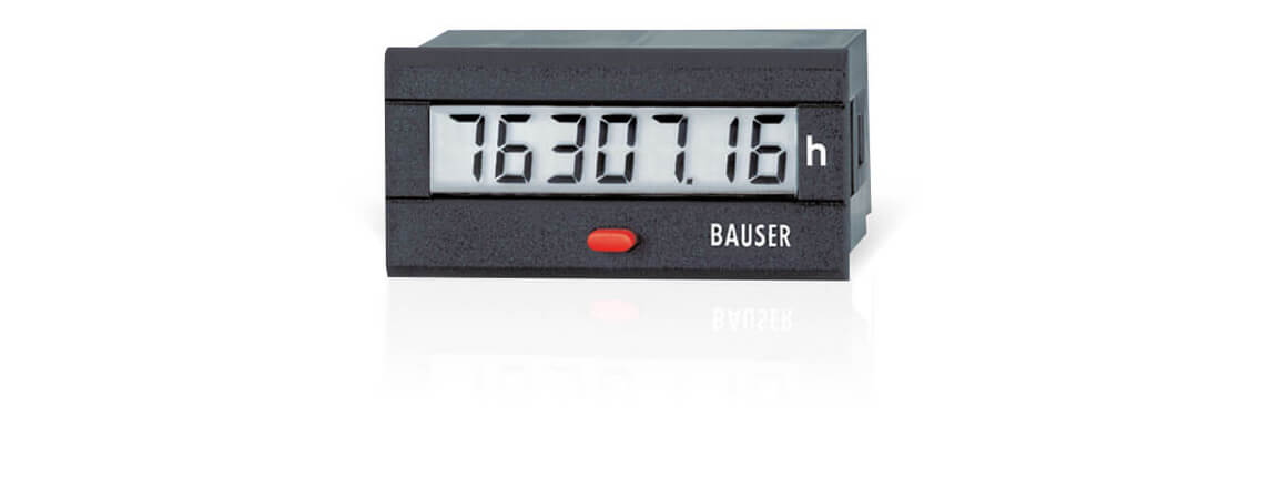 Digital time and pulse counters 3800