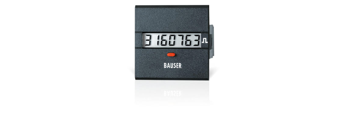 Digital time and pulse counters 3801